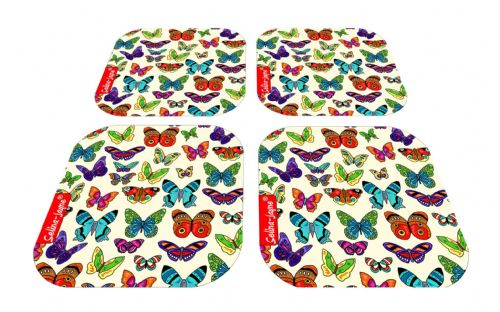 Selina-Jayne Butterfly Limited Edition Designer Coaster Gift Set